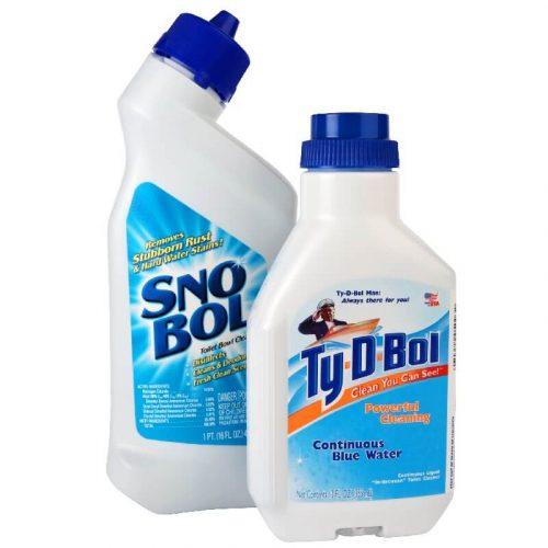 清洁用品不干胶标签