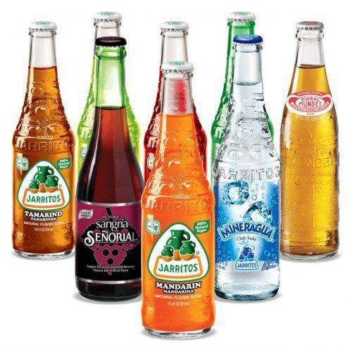 汽水饮料标签