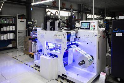可变二维码印刷机