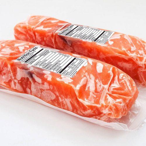 冷冻食品不干胶标签