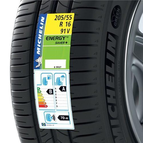轮胎不干胶标签