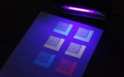 隐形油墨印刷